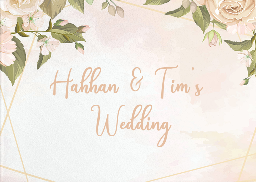 Hannah & Tim's Wedding